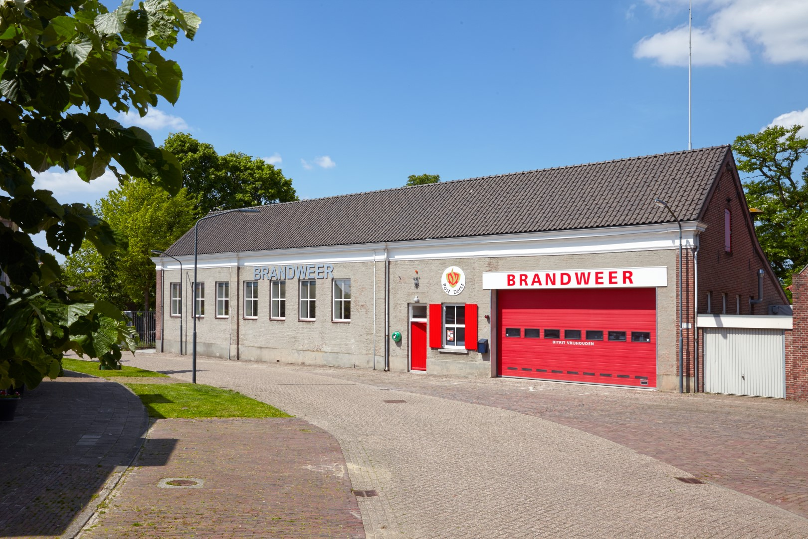 Brandweerkazerne Dorst